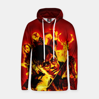 Miniaturka Harry Potter Art Bluza z kapturem, Live Heroes