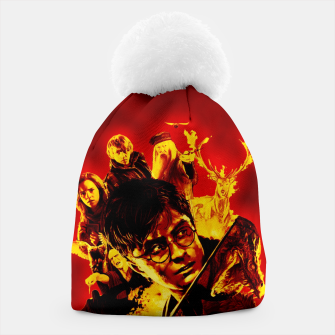 Miniaturka Harry Potter Art Czapka, Live Heroes