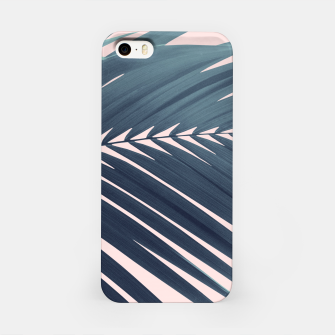 Thumbnail image of Palm Leaf Blush Vibes #1 #tropical #decor #art iPhone-Hülle, Live Heroes