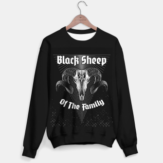 Miniatur Black Sheep Of The Family Sweater regular, Live Heroes