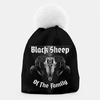 Miniatur Black Sheep Of The Family Beanie, Live Heroes