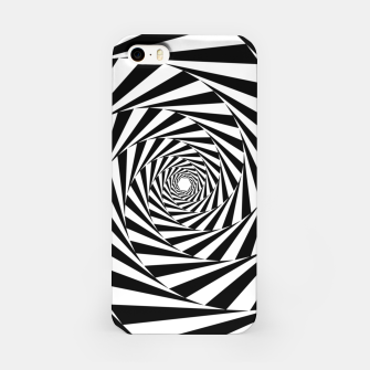 Miniaturka Spiral illusion iPhone Case, Live Heroes