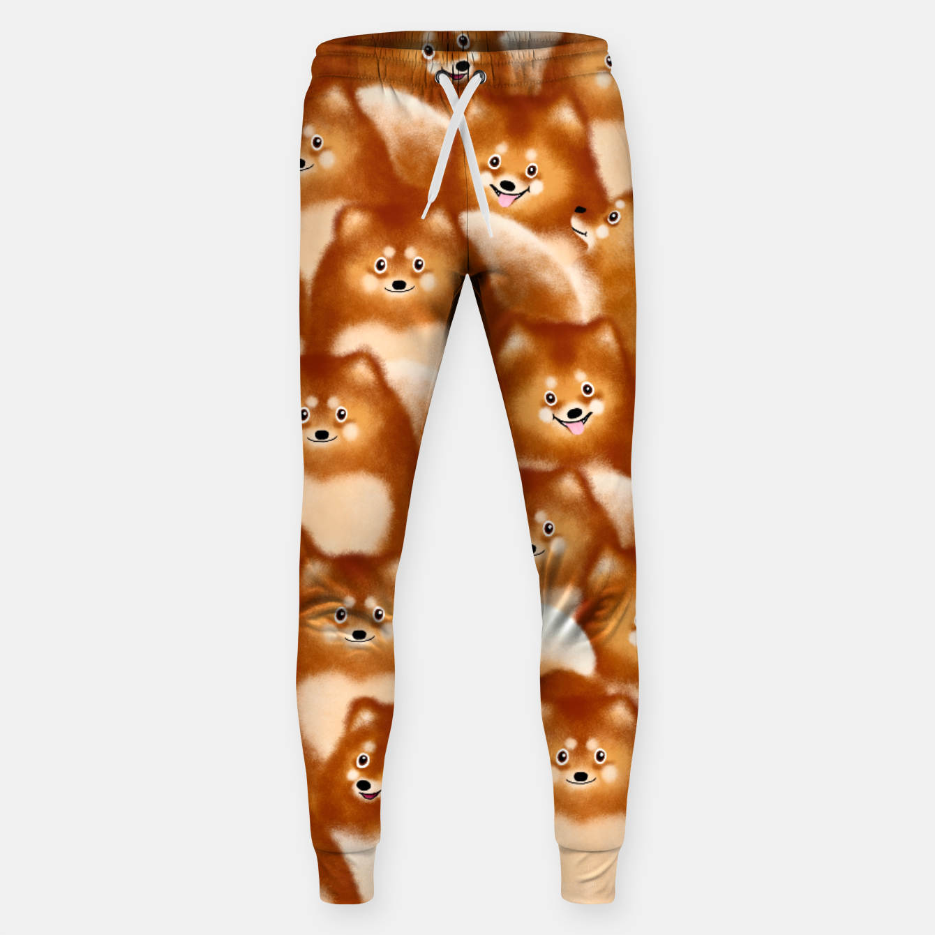 Image of Pomeranians Sweatpants - Live Heroes