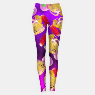 Thumbnail image of Lemmon juice Blender Leggings, Live Heroes