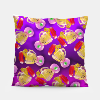 Thumbnail image of Lemmon juice Blender Pillow, Live Heroes