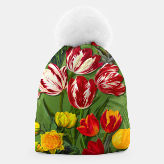 Thumbnail image of Tulip Flower Fresh Garden Joy Beanie, Live Heroes