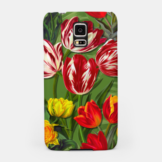 Thumbnail image of Tulip Flower Fresh Garden Joy Samsung Case, Live Heroes