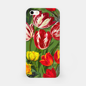 Thumbnail image of Tulip Flower Fresh Garden Joy iPhone Case, Live Heroes