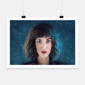 Thumbnail image of Lizzy  Poster, Live Heroes