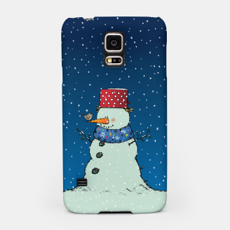Imagen en miniatura de Song for Mr.Snowman Samsung Case, Live Heroes