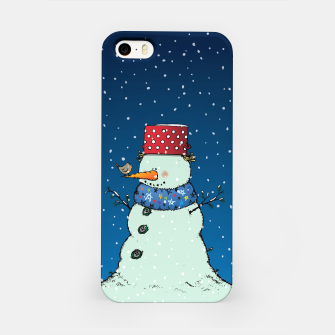 Imagen en miniatura de Song for Mr.Snowman iPhone Case, Live Heroes