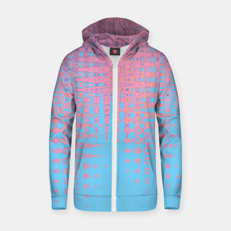 Pastel love Zip up hoodie thumbnail image