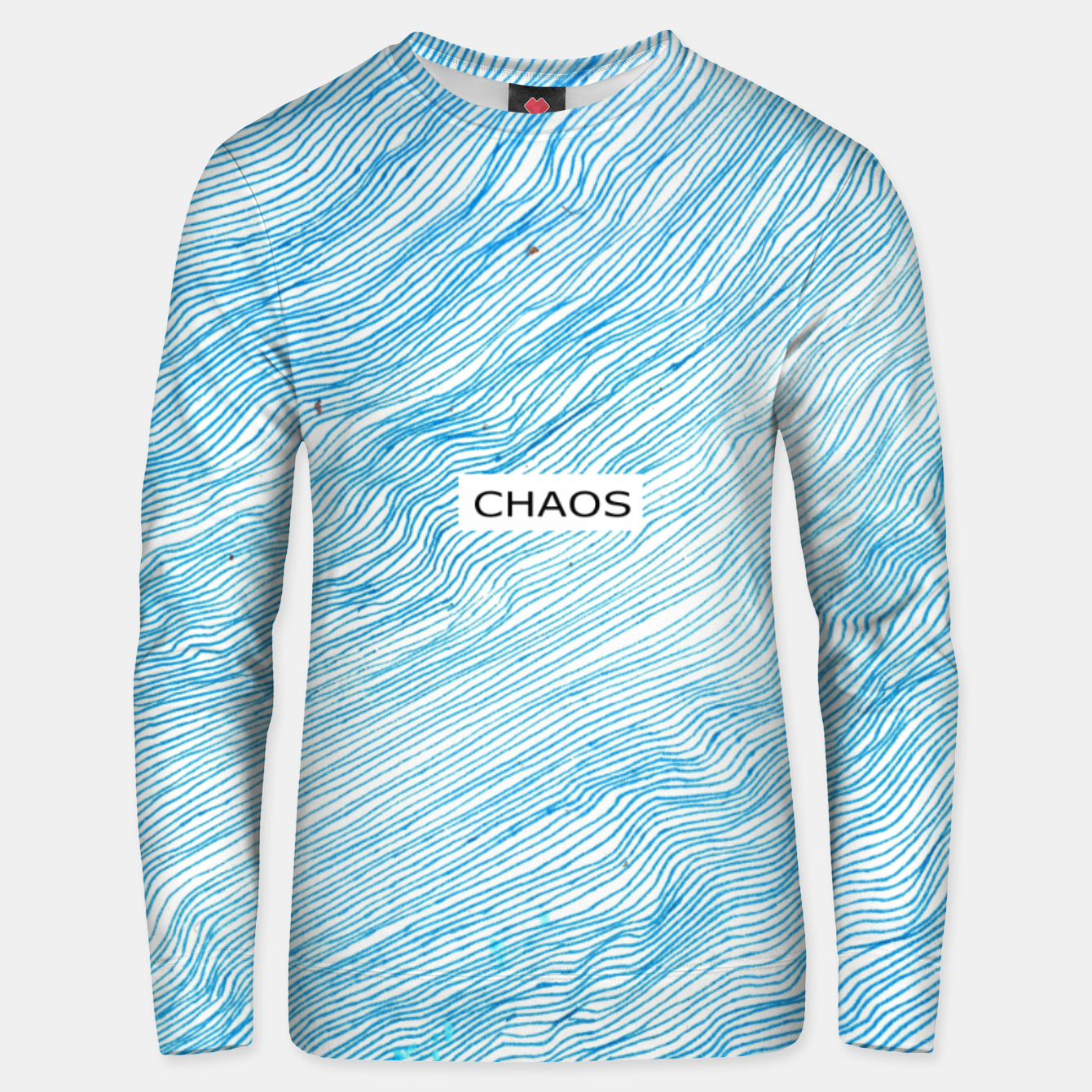 Image of CHAOS Unisex sweater - Live Heroes
