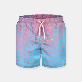 Pastel love Swim Shorts thumbnail image