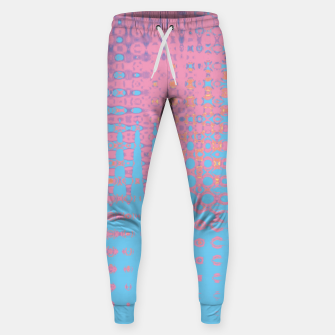 Pastel love Sweatpants thumbnail image