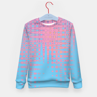 Pastel love Kid's sweater thumbnail image