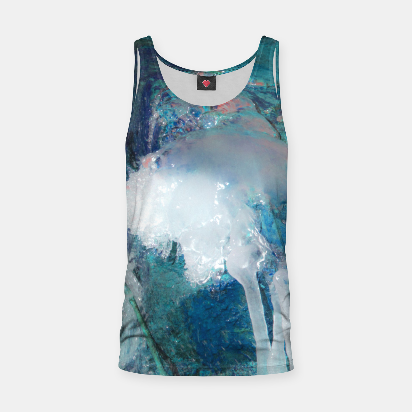 Image of Ice water Tank Top - Live Heroes