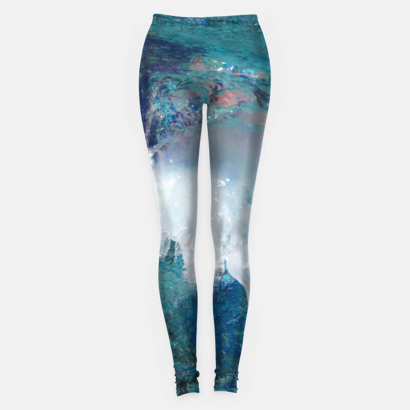 Image of Ice water Leggings - Live Heroes