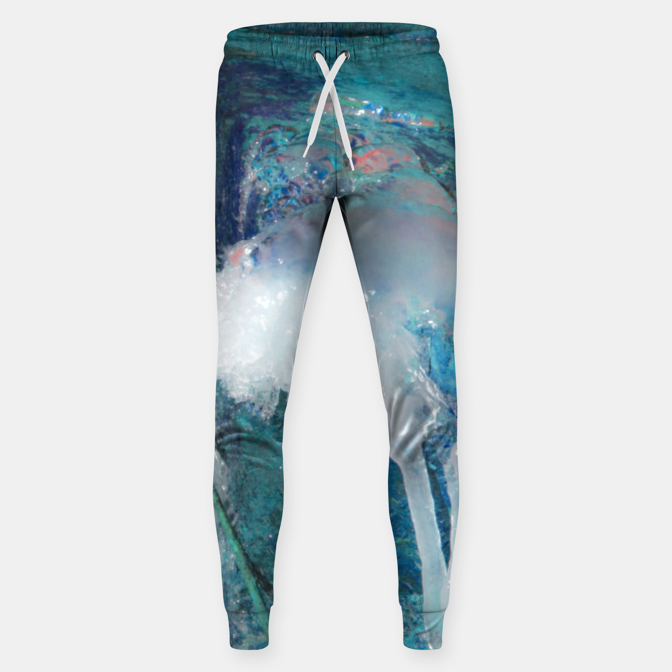 Image of Ice water Sweatpants - Live Heroes