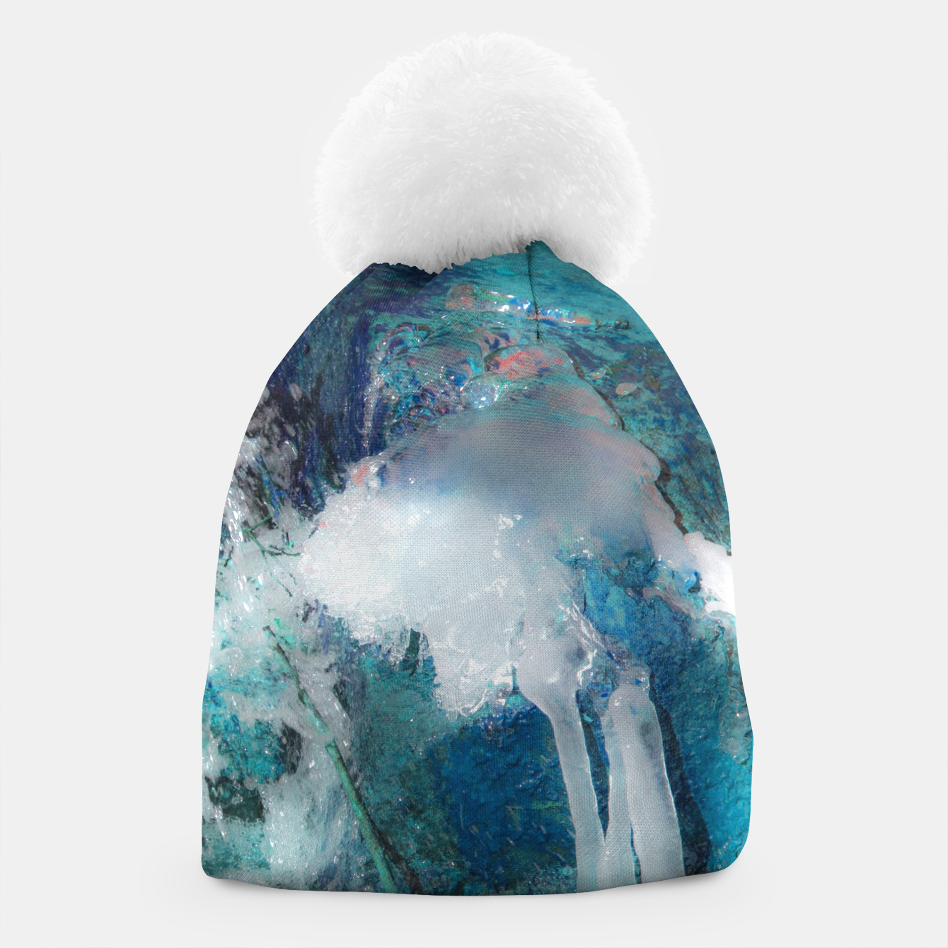 Image of Ice water Beanie - Live Heroes