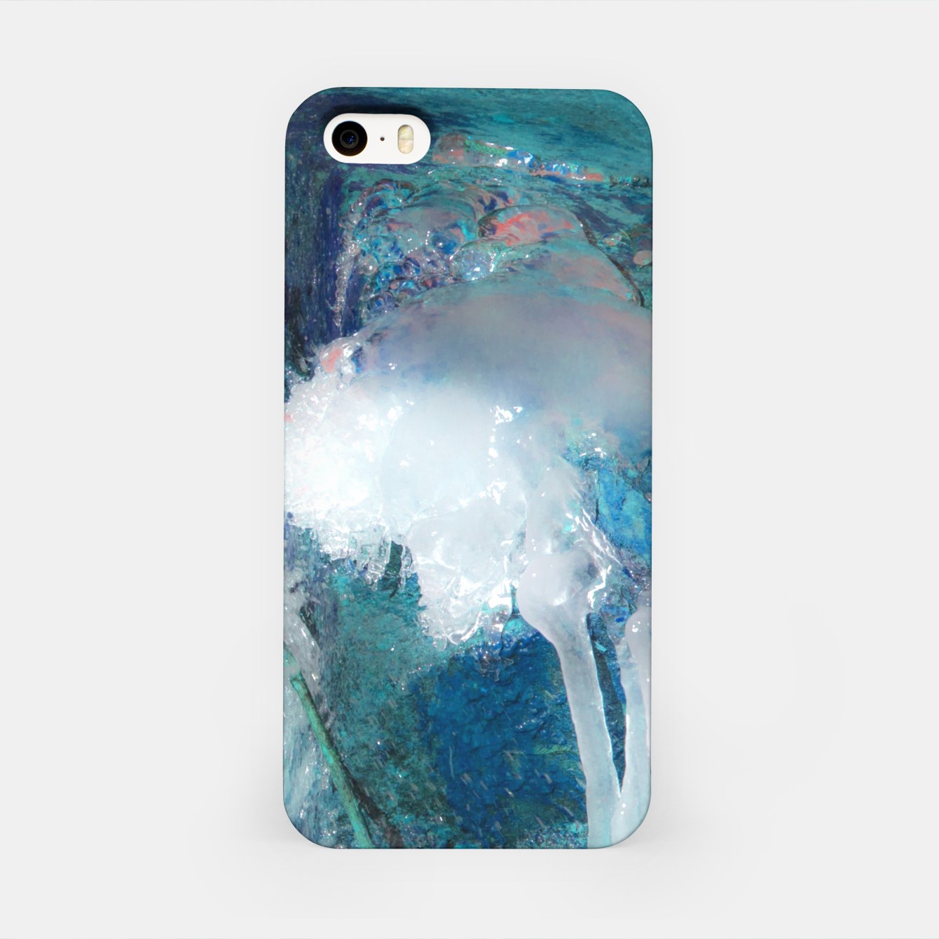 Image of Ice water iPhone Case - Live Heroes