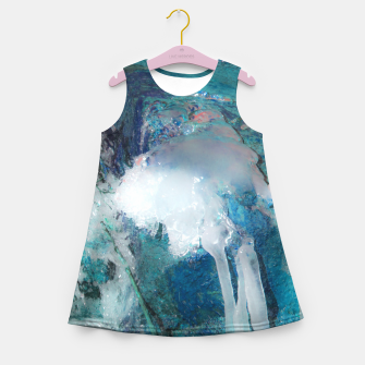 Ice water Girl's summer dress thumbnail image