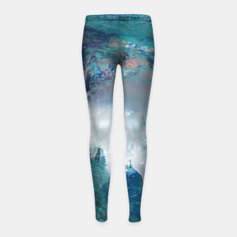 Ice water Girl's leggings thumbnail image