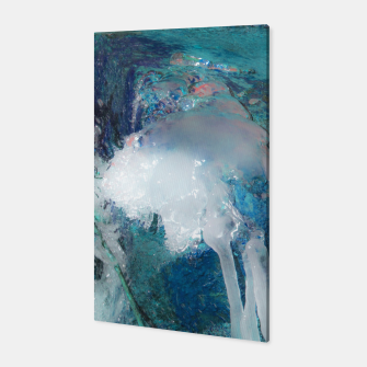 Ice water Canvas thumbnail image