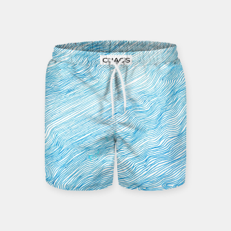 Thumbnail image of CHAOS Swim Shorts, Live Heroes