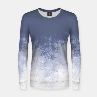Willow ( Blue ) Women sweater thumbnail image