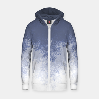 Willow ( Blue ) Zip up hoodie thumbnail image