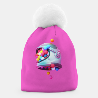 Thumbnail image of Colorful Balls Beanie, Live Heroes
