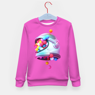 Thumbnail image of Colorful Balls Kid's sweater, Live Heroes