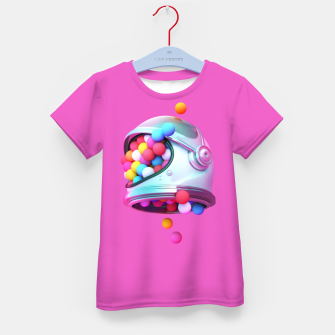 Colorful Balls Kid's t-shirt thumbnail image