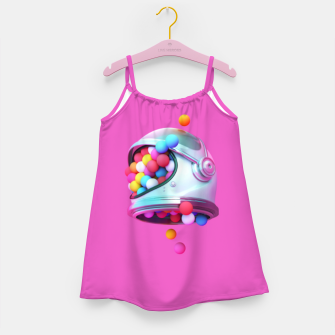 Colorful Balls Girl's dress thumbnail image