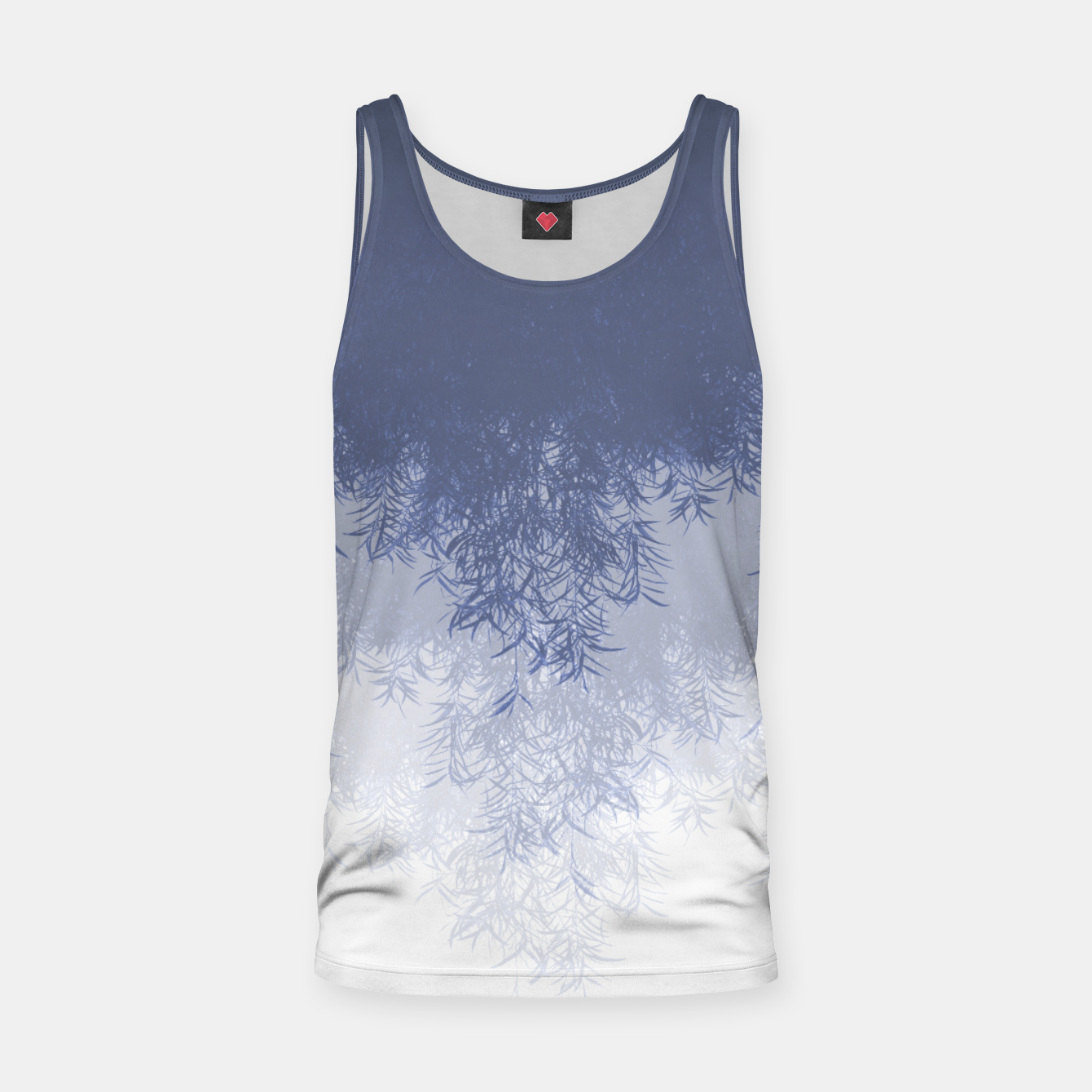 Image of Willow ( Blue ) Tank Top - Live Heroes
