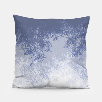 Willow ( Blue ) Pillow thumbnail image