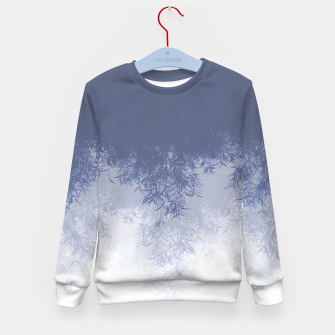 Willow ( Blue ) Kid's sweater thumbnail image
