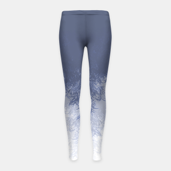 Willow ( Blue ) Girl's leggings thumbnail image