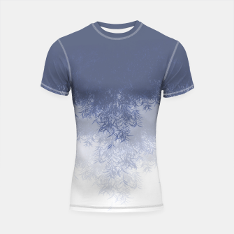Willow ( Blue ) Shortsleeve rashguard thumbnail image