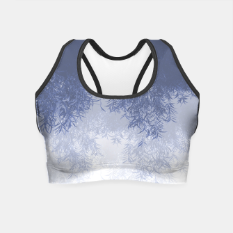 Willow ( Blue ) Crop Top thumbnail image
