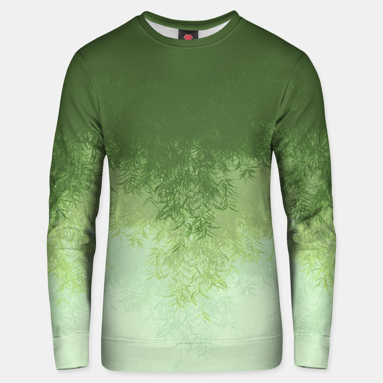 Image of Willow ( Green ) Unisex sweater - Live Heroes