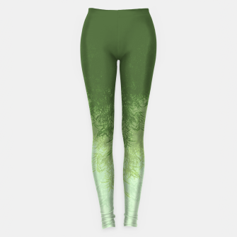 Miniaturka Willow ( Green ) Leggings, Live Heroes