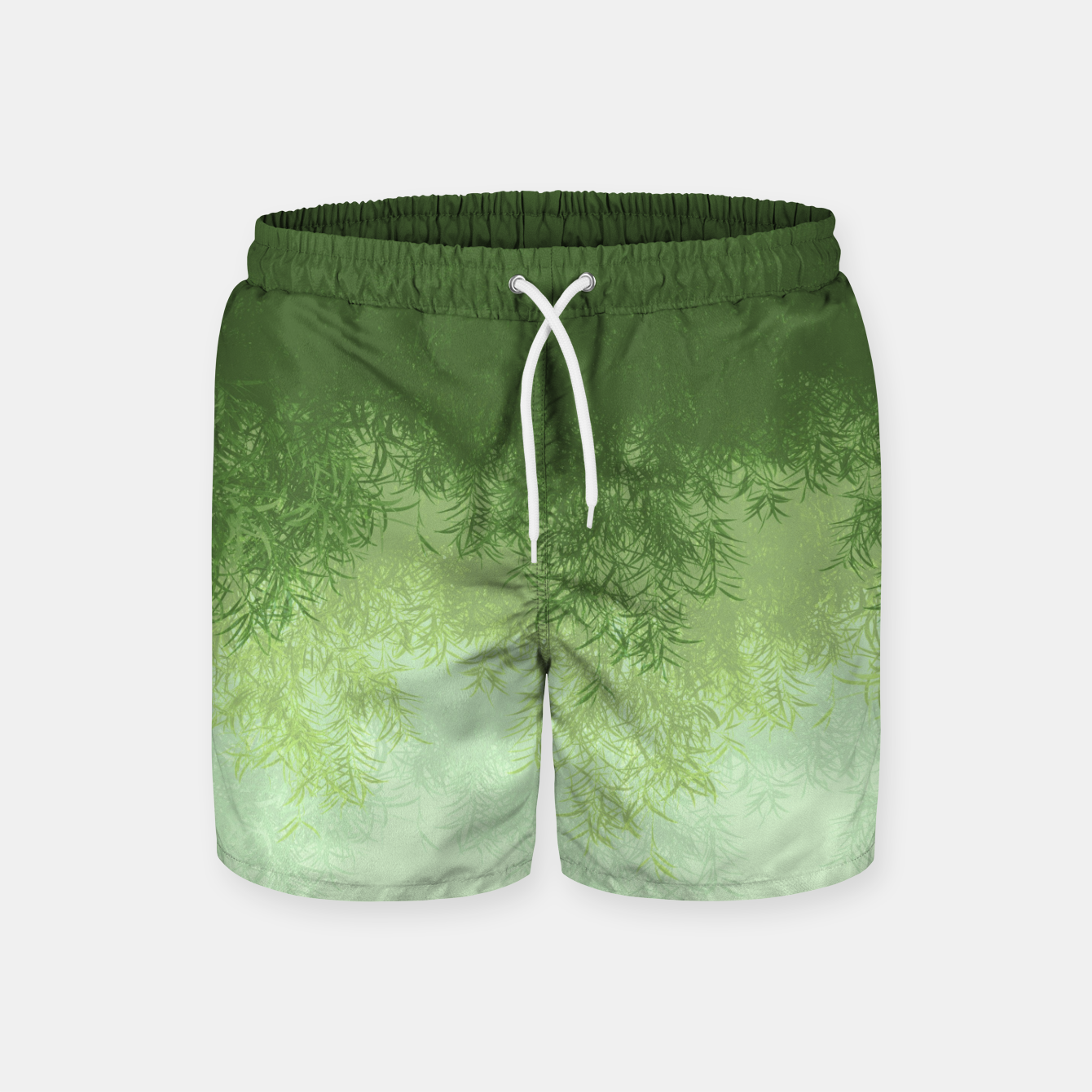 Image of Willow ( Green ) Swim Shorts - Live Heroes