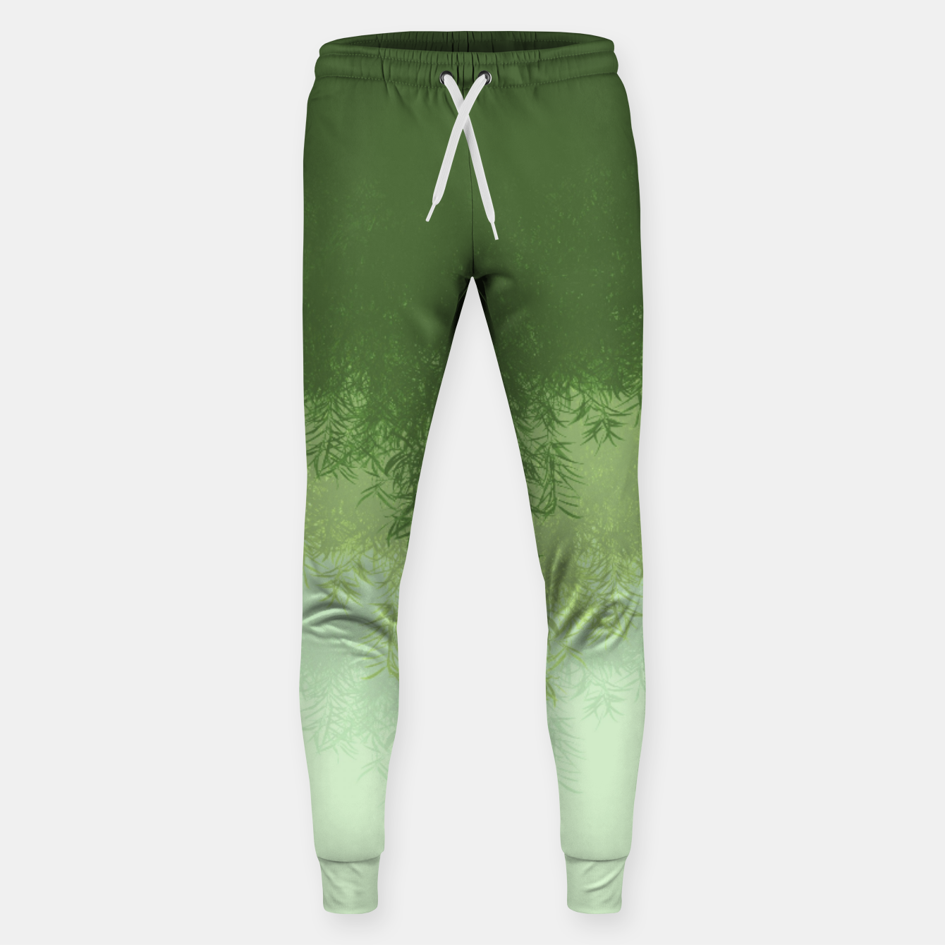 Image of Willow ( Green ) Sweatpants - Live Heroes