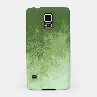 Thumbnail image of Willow ( Green ) Samsung Case, Live Heroes