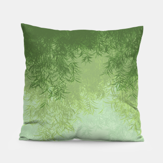 Willow ( Green ) Pillow thumbnail image
