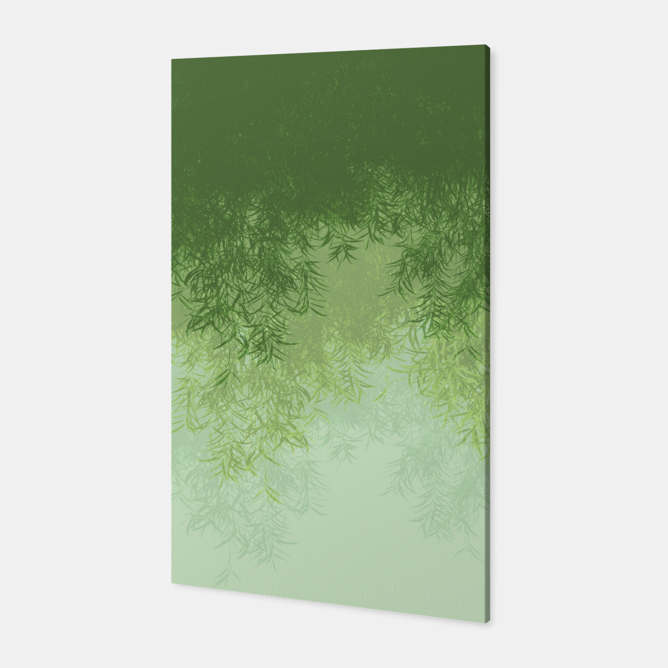 Image of Willow ( Green ) Canvas - Live Heroes