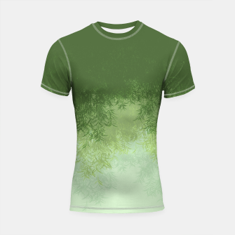 Willow ( Green ) Shortsleeve rashguard thumbnail image