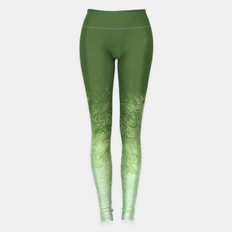 Thumbnail image of Willow ( Green ) Leggings, Live Heroes